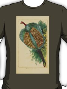 The Animal Kingdom by Georges Cuvier, PA Latreille, and Henry McMurtrie 1834 720 - Aves Avians Birds T-Shirt