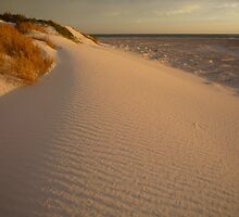 Lancelin Sands at Dusk by Mark Holman