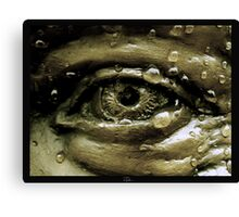 The Weeping Canvas Print