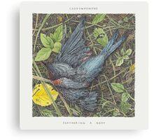 Caddywhompus - Feathering A Nest Canvas Print