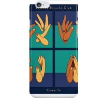 Bombay Bicycle Club - Come To iPhone Case/Skin