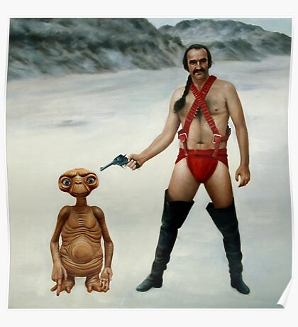 Zardoz is pleased Poster