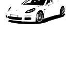 Porsche Panamera 2014 by garts