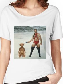 Zardoz is pleased Women's Relaxed Fit T-Shirt