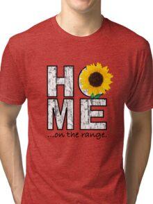 Sunflower Home Tri-blend T-Shirt
