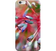Crazy look at flowers iPhone Case/Skin