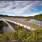 Telford's bridge at Craigellachie by Shaun Whiteman