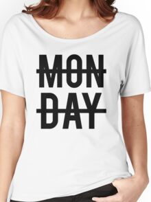 Niall Horan Monday Design Women's Relaxed Fit T-Shirt