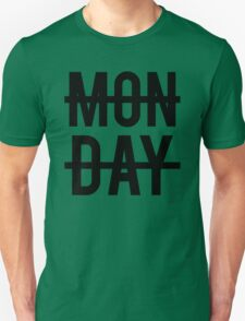 Niall Horan Monday Design T-Shirt