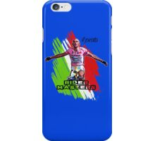 Marco Pantani Style - Italy -> Il Pirata (The Pirate) iPhone Case/Skin