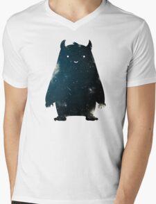 Mr. Cosmos (Color Version) Mens V-Neck T-Shirt