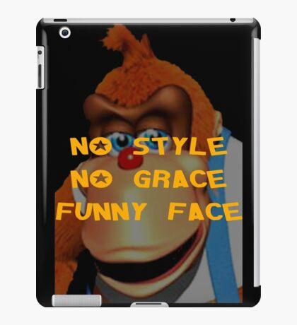 Lanky Kong iPad Case/Skin