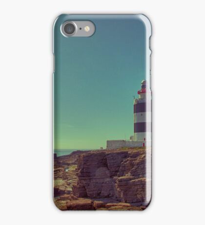 Hook Head Lighthouse iPhone Case/Skin