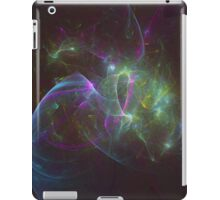 The Amount of Fruity Loops Consumed in a Lifetime as Meteors | Fractal Starscape iPad Case/Skin
