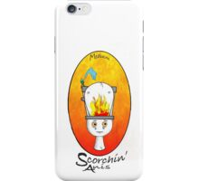 Scorchin Anis Medium iPhone Case/Skin