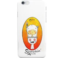 Scorchin Anis Hot iPhone Case/Skin