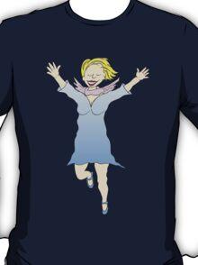 Worldly Woman T-Shirt
