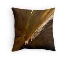Light Gorge Throw Pillow