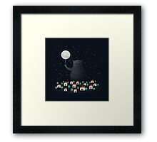 Goodnight, Sleep Tight Framed Print