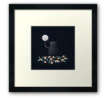 Goodnight, Sleep Tight Framed Print