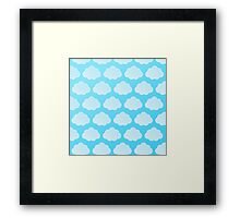 This Is Our Cloud 9 Framed Print