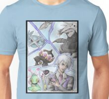 Peter Stone and his team! Unisex T-Shirt