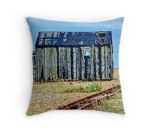 Dungeness 1 Throw Pillow