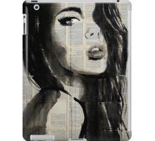 whisper iPad Case/Skin