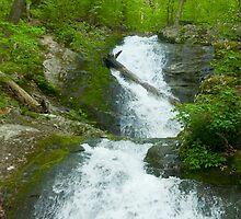 Crabtree Falls - Virginia USA by KSkinner