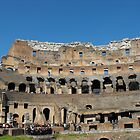 The Colosseum by mozart
