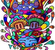 Demons in my Head by Octavio Velazquez