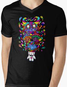 Demons in my Head Mens V-Neck T-Shirt