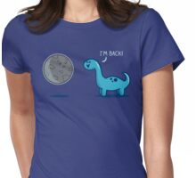 Someday, Pluto Womens Fitted T-Shirt