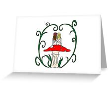 Faerie Love Greeting Card