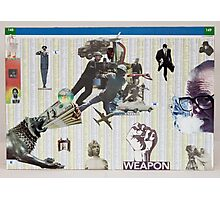 weapon Photographic Print