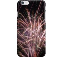Night light sparkles a colourful delight iPhone Case/Skin