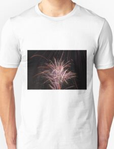 Night light sparkles a colourful delight T-Shirt