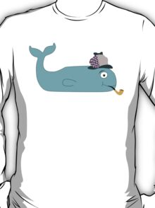 Detective Whale T-Shirt