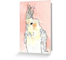 Tweeti Greeting Card