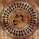 Warli Tribal Art by ramanandr