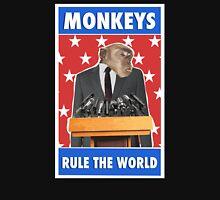 Monkeys rule the world Unisex T-Shirt