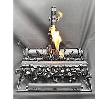 Fireside Companion 1. Photographic Print