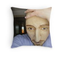 Dibbles torment... Throw Pillow