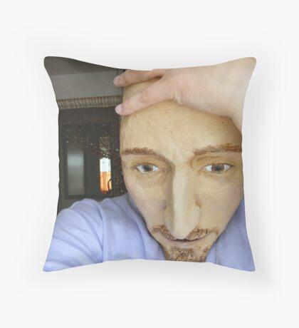 Dibbles torment... Throw Pillow