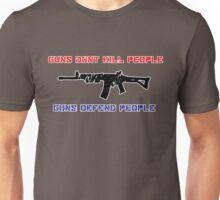 Guns Kill People Unisex T-Shirt