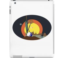 Final Fantasy X Opening Vector (Adjusted No Clouds) iPad Case/Skin