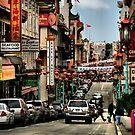 China Town - San Francisco by Kimberly Palmer