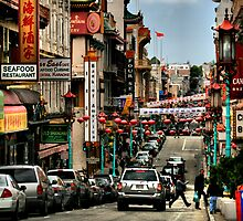 China Town - San Francisco by Kimberly Palmer