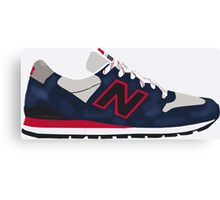 "New Balance 996 ""Connoisseur"" Canvas Print"
