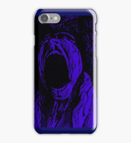 The Scream iPhone Case/Skin